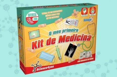 7 kits Science4You perfeitos para oferecer este Natal