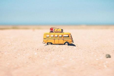 5 dicas para proteger o teu carro da praia