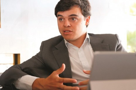 Emanuel Proença em entrevista ao Jornal de Negócios