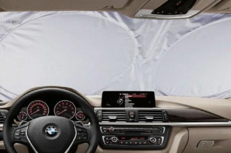 Os pára-sóis mais fixes para proteger o carro durante o verão