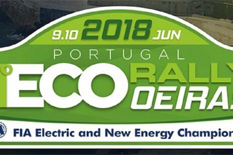 PRIO apoia o primeiro rally ecológico em Portugal