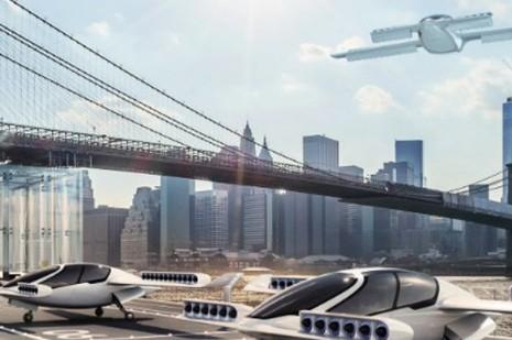 Em 2025 já haverá carros a voar nas grandes cidades