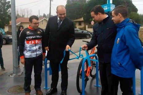 Vagos recebe o primeiro PRIO Bike Corner