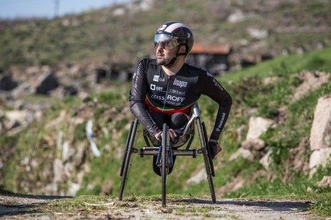 João Correia qualifica-se para o Campeonato do Mundo de Atletismo Paralímpico