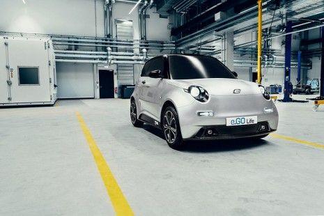 Já há carros elétricos low cost