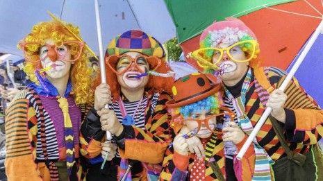 Estas são as festas de Carnaval mais cool para toda a família