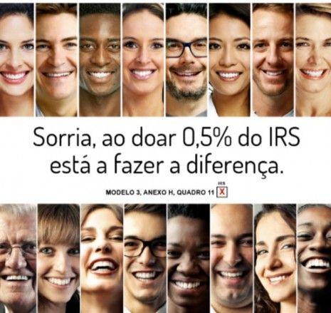 Aproveita o teu IRS para ajudar outras pessoas