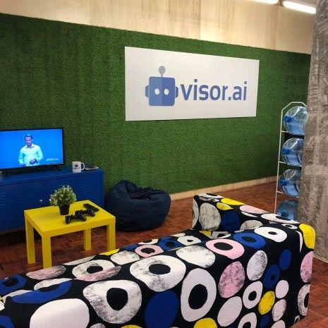 VISOR.AI: a startup que a PRIO lançou no JUMP START está a ficar crescida