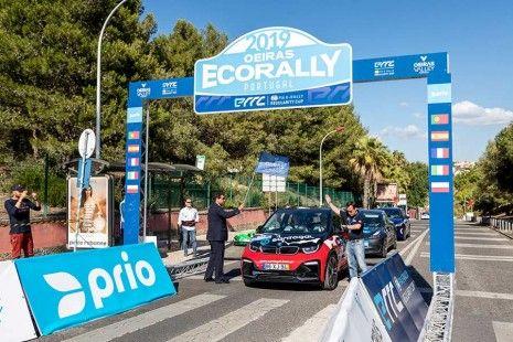 Dupla portuguesa vence a segunda edição do Oeiras Eco Rally Portugal