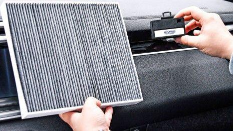 Há um novo sistema que purifica o ar dentro do carro