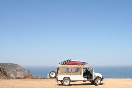 Cuidados que deves ter com o carro quando vais à praia