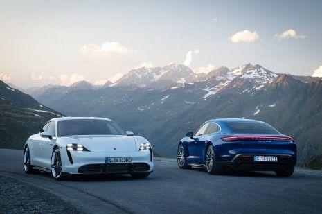 Porsche entra na corrida dos carros elétricos