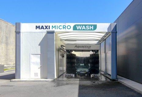 Sabias que deves lavar o carro mesmo quando chove?