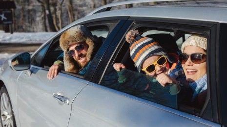 Cuidados que deves ter antes de te fazeres à estrada este Natal