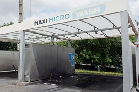 Do you know why you should wash your car at PRIO?