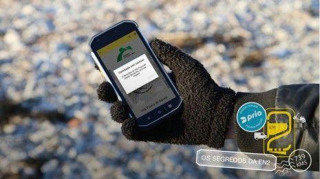 Esta App vai ajudar-te a explorar melhor a EN2