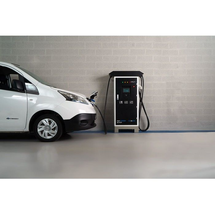 Super-Fast Charging Station in DC up to 60KW