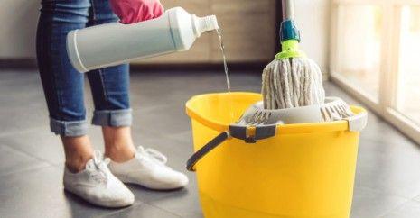 O truque da DGS para desinfetar a casa e manter-se protegido do coronavírus