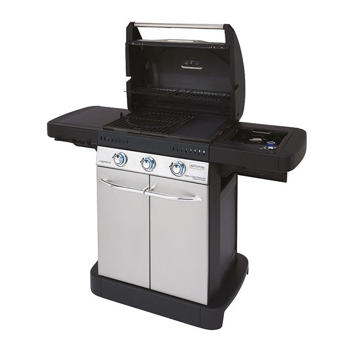 Barbecue a Gás Master 3 Series Classic