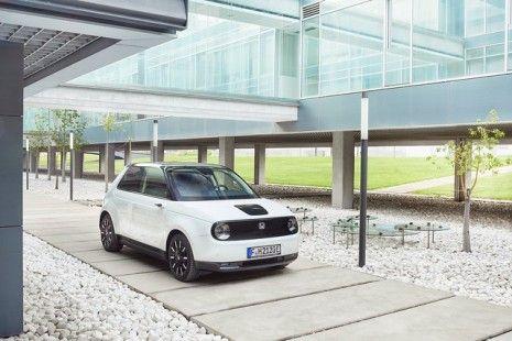 Já podes fazer a pré-reserva online do novo carro 100% elétrico da Honda