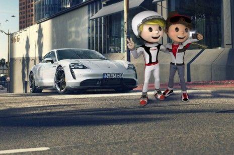 Porsche 4Kids: o projeto ideal para entreter os miúdos durante o surto de Covid-19