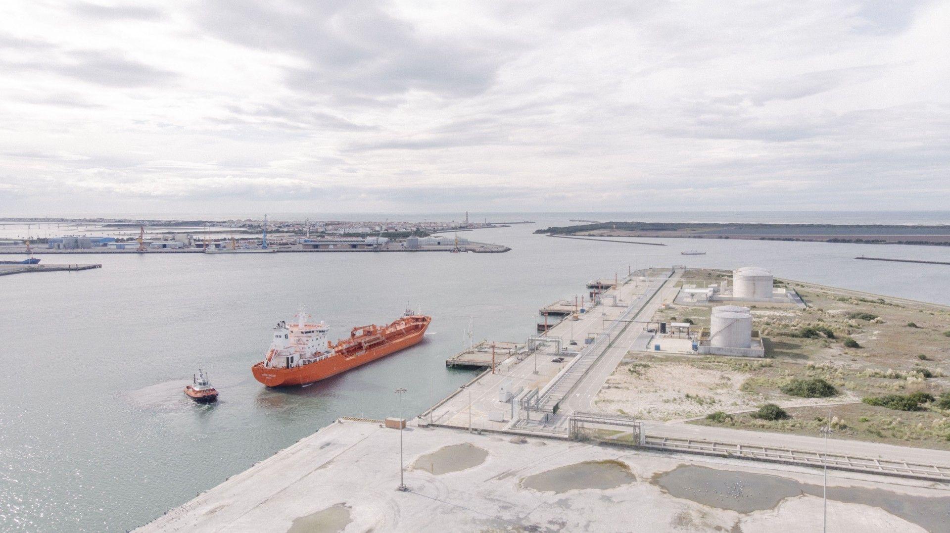 PRIO dá o primeiro passso na descarbonização do transporte marítimo na Península Ibérica