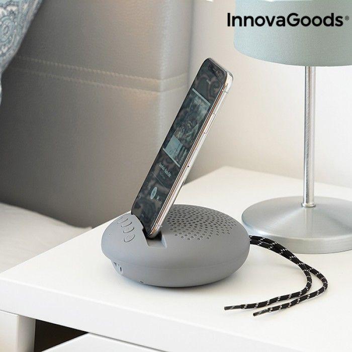 Altavoz Inalámbrico con Soporte para Dispositivos Sonodock InnovaGoods