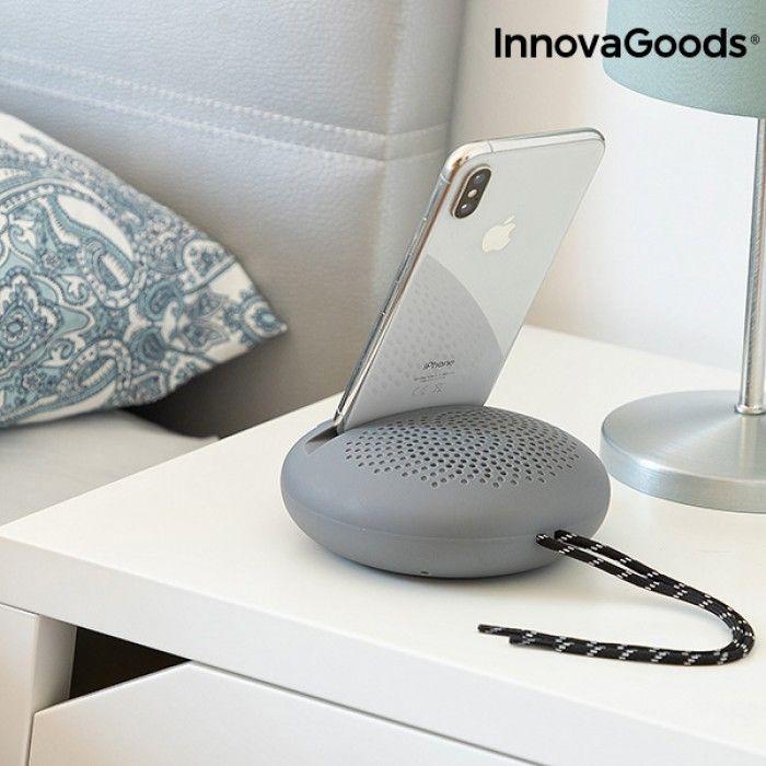 Altifalante sem fios com Suporte para Dispositivos Sonodock InnovaGoods