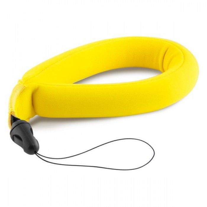 Floating Strap for Sports Camera KSIX Neoprene Yellow