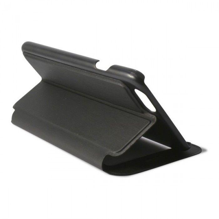 Funda Folio para Móvil con Ventana Iphone 6 Plus Negro
