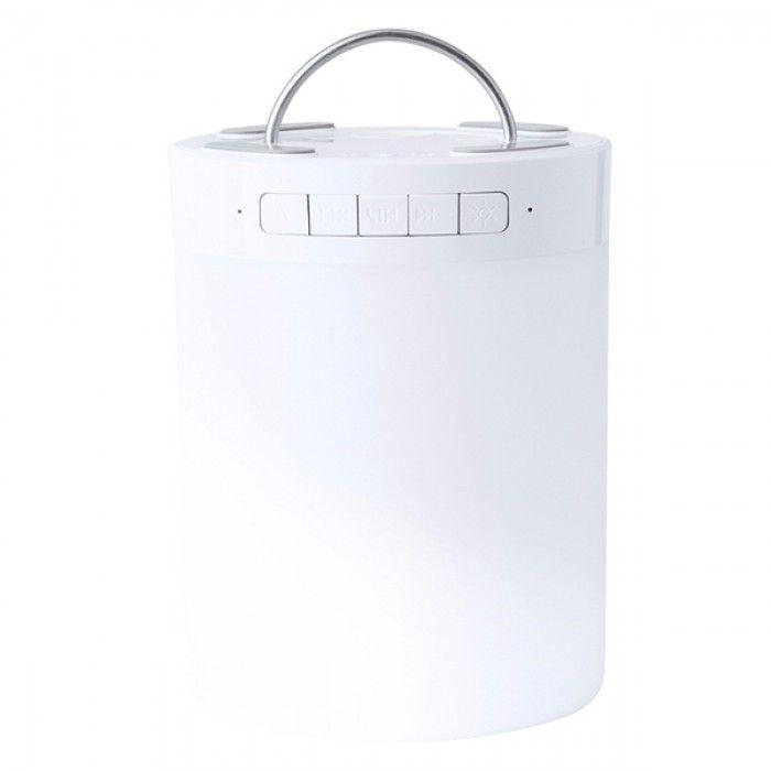 Bluetooth loudspeaker with LED light LED 3W 145153