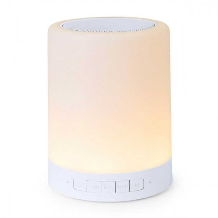 Altavoz Bluetooth com Candeeiro LED LED 3W 145153