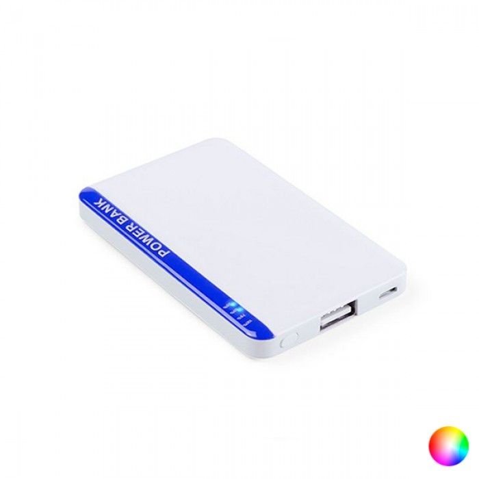 Power Bank Extrafino com Micro USB 2200 mAh 144744