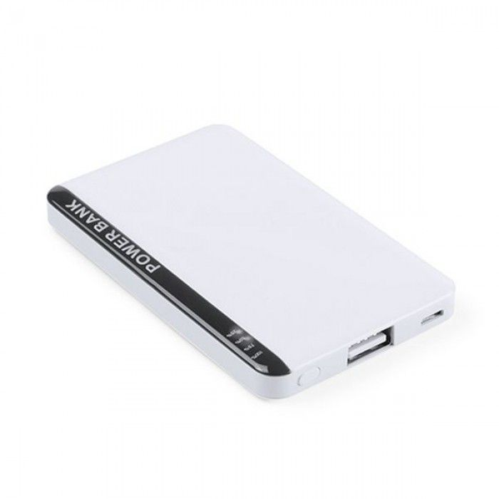 Power Bank Extraplano con Micro USB 2200 mAh 144744