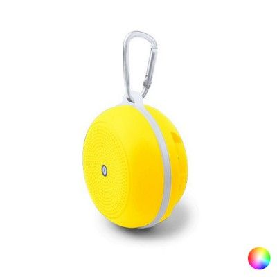 Altavoz Portátil con Mosquetón Bluetooth 3W 144934
