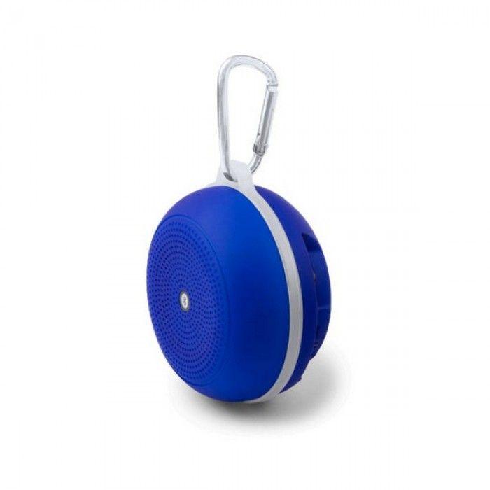 Altifalante Portátil com Mosquetão Bluetooth 3W 144934