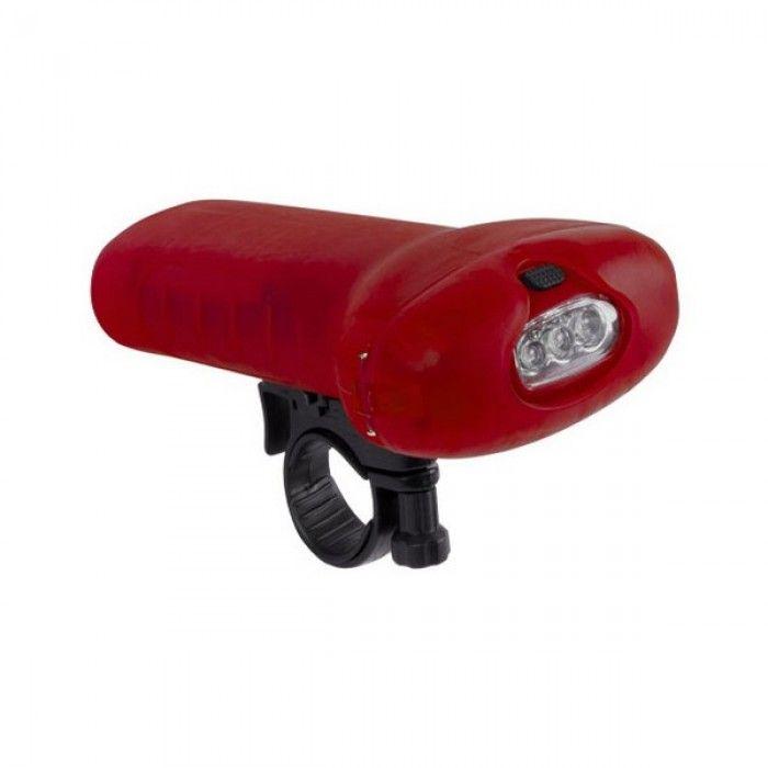 Linterna LED Multifunción para Manillar 144616