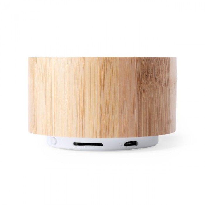 Altifalante Bluetooth sem fios USB FM 3W Bambu 146181