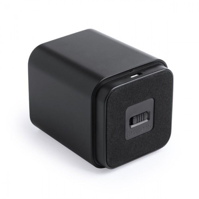 Altifalante Bluetooth sem fios USB 3W Preto 146132