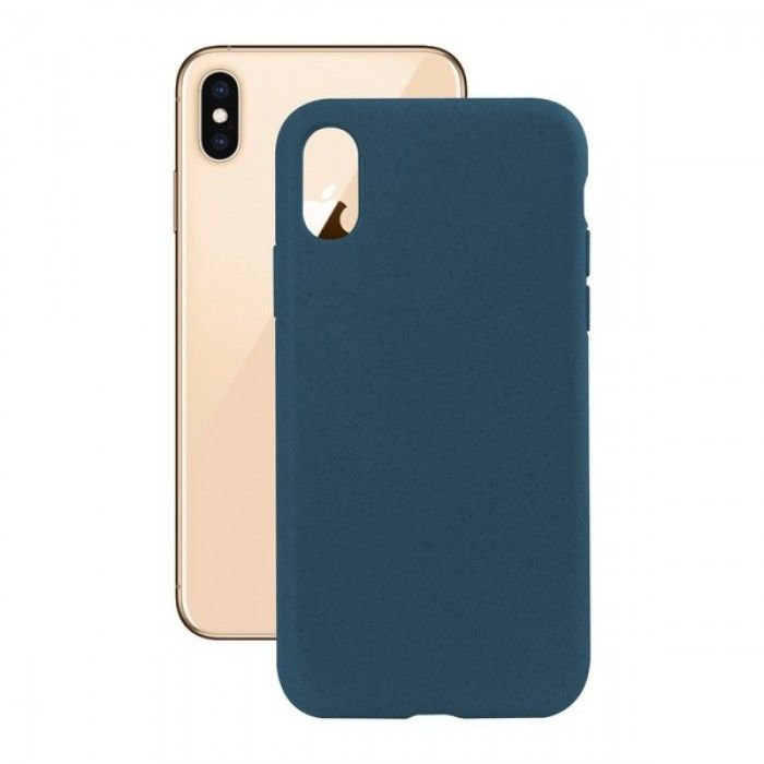 Capa para Telemóvel Iphone Xs KSIX Eco-Friendly