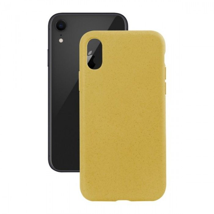 Capa para Telemóvel Iphone Xr KSIX Eco-Friendly