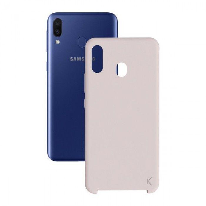 Capa para Telemóvel Samsung Galaxy M20 KSIX Soft