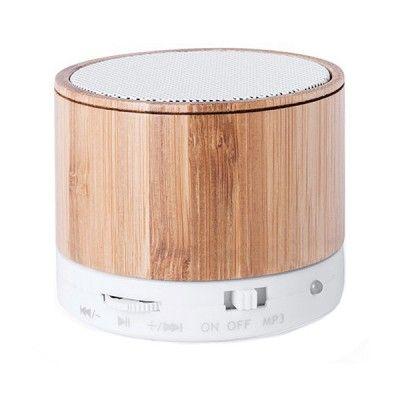 Altifalante Bluetooth sem fios USB FM 3W Bambu 146143