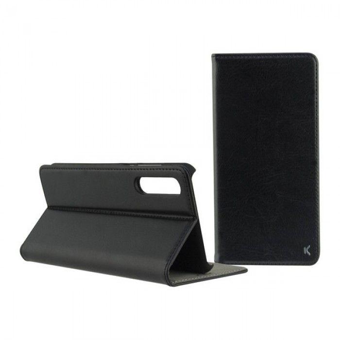 Funda Folio para Móvil Huawei P20 Pro KSIX Standing Slim