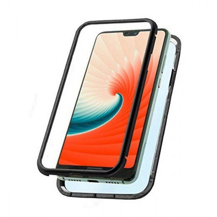 Carcasa Samsung Galaxy S9+ KSIX Magnetic Negro