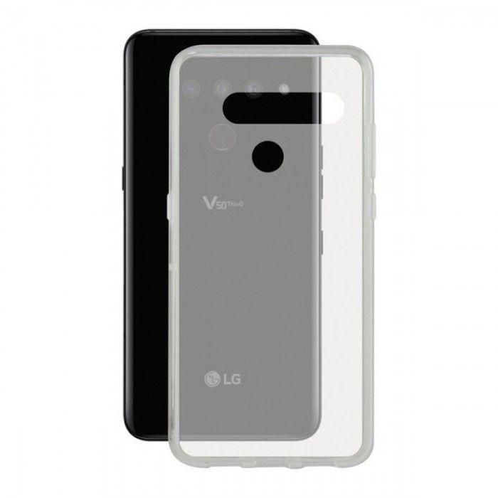 Mobile cover Lg V50 Flex Transparent