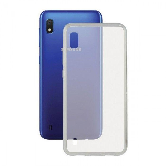 Mobile cover Samsung Galaxy A10 Flex Transparent