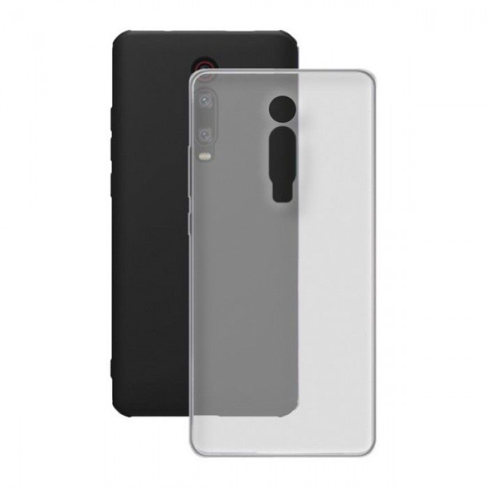 Mobile cover Xiaomi Redmi K20/k20 Pro KSIX Flex Transparent