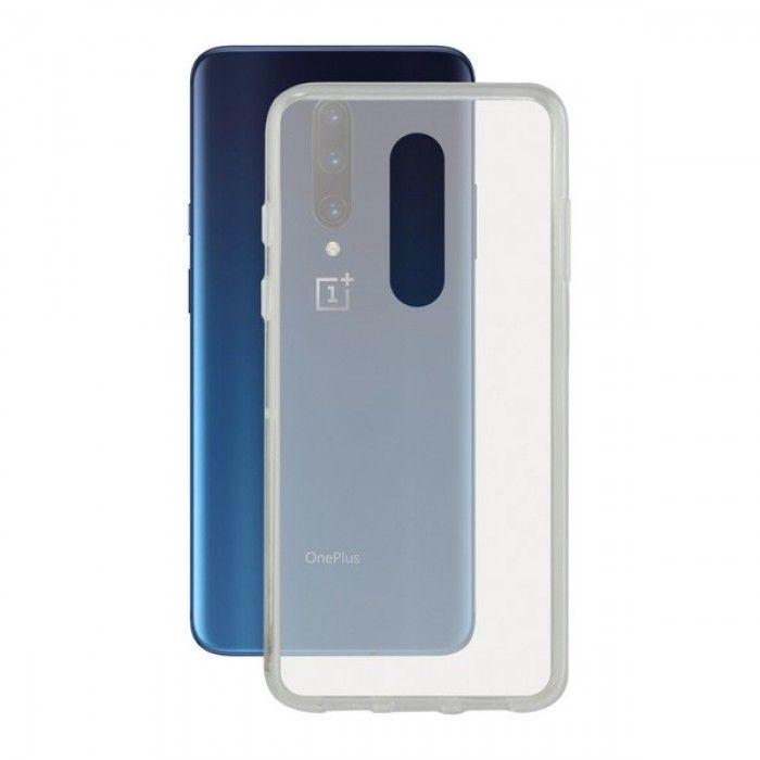 Mobile cover One Plus 7 Pro KSIX Flex Transparent