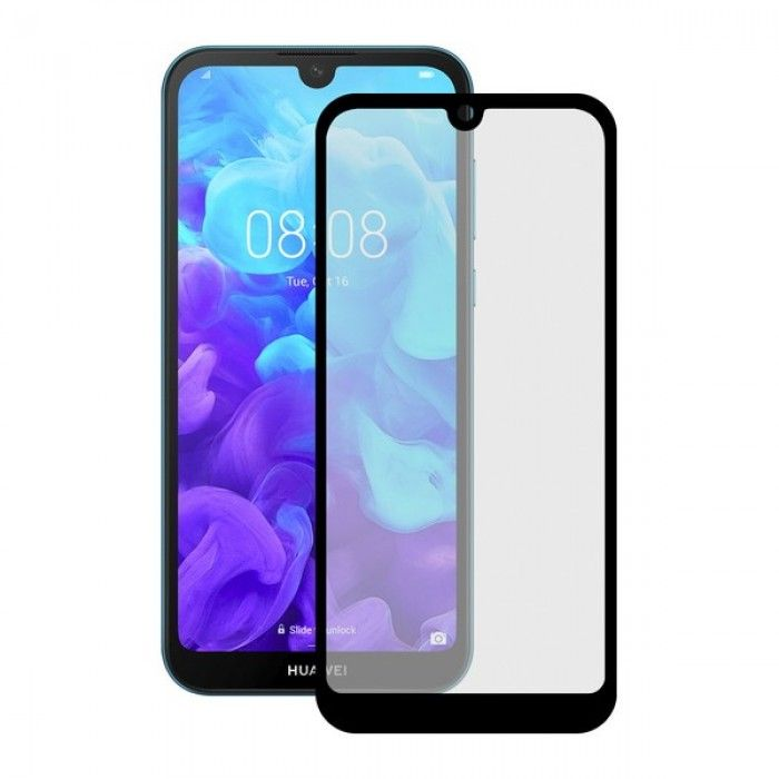 Tempered Glass Screen Protector Huawei Y5 2019 KSIX Extreme 2.5D
